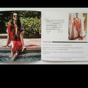 Michael Stars Swim - Michael Stars Caftan from Rachel Zoe Box of Style
